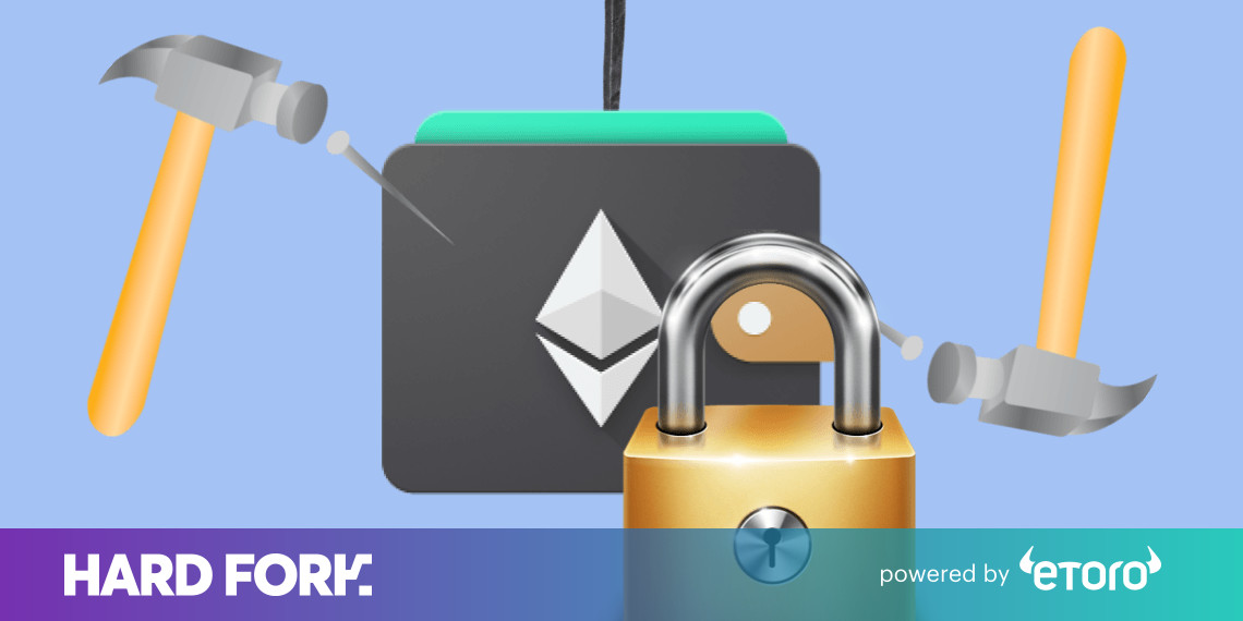 Ethereum: We need cryptocurrency wallets that are both user-friendly and secure