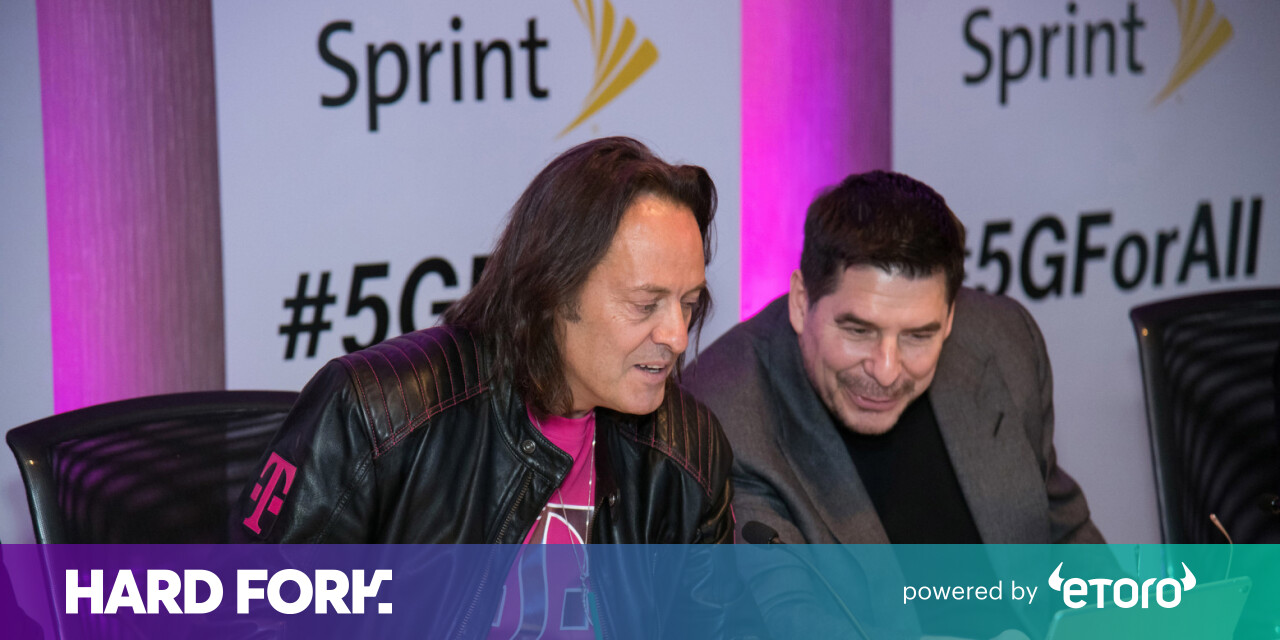 Sprint stocks up 75% after judge approves $26.5 billion T-Mobile merger