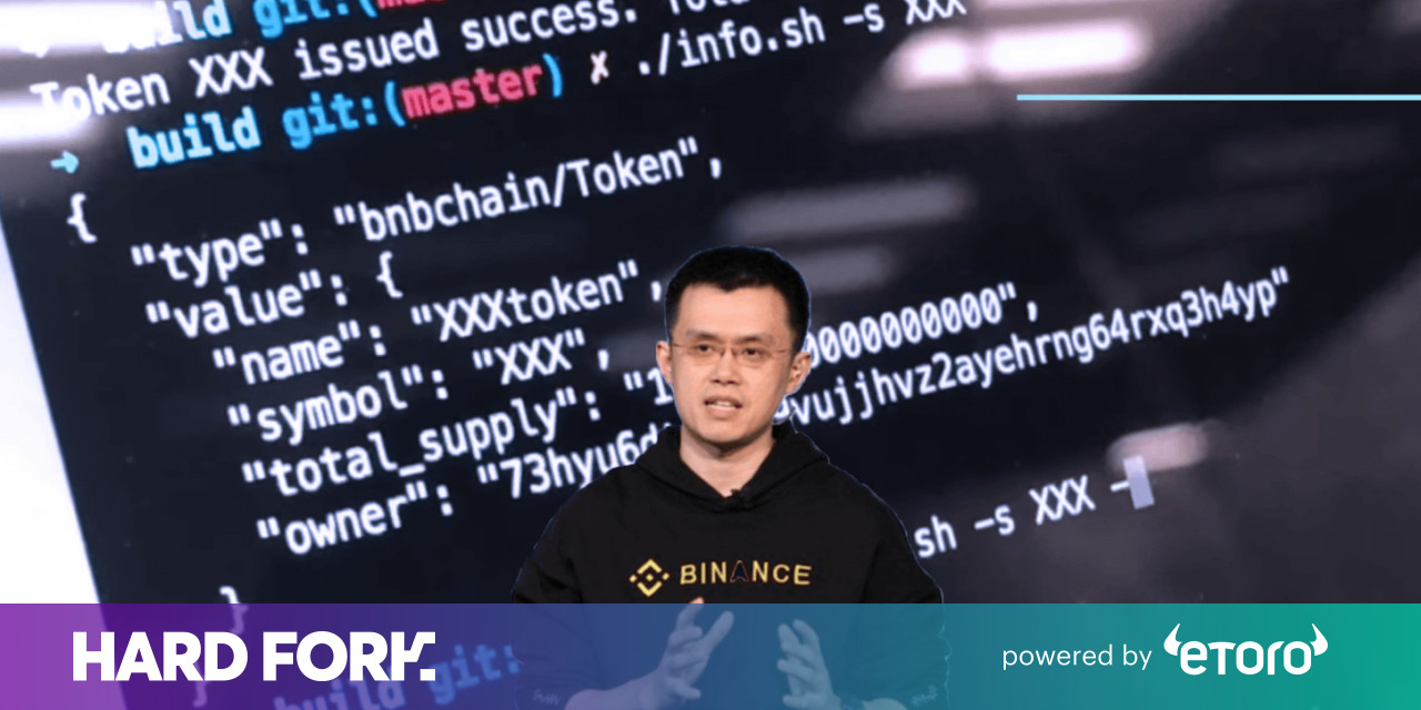 photo image Video: Binance shows off its new decentralized cryptocurrency exchange