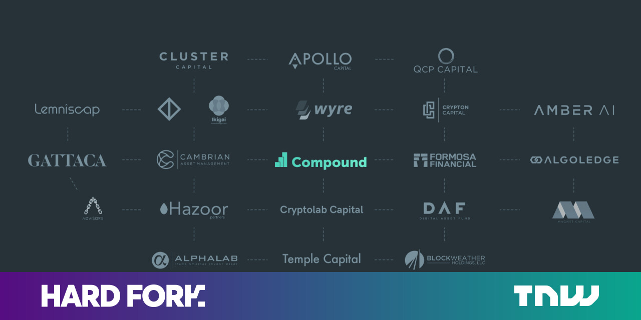 Compound Makes it Easy to Borrow and Lend Cryptocurrencies