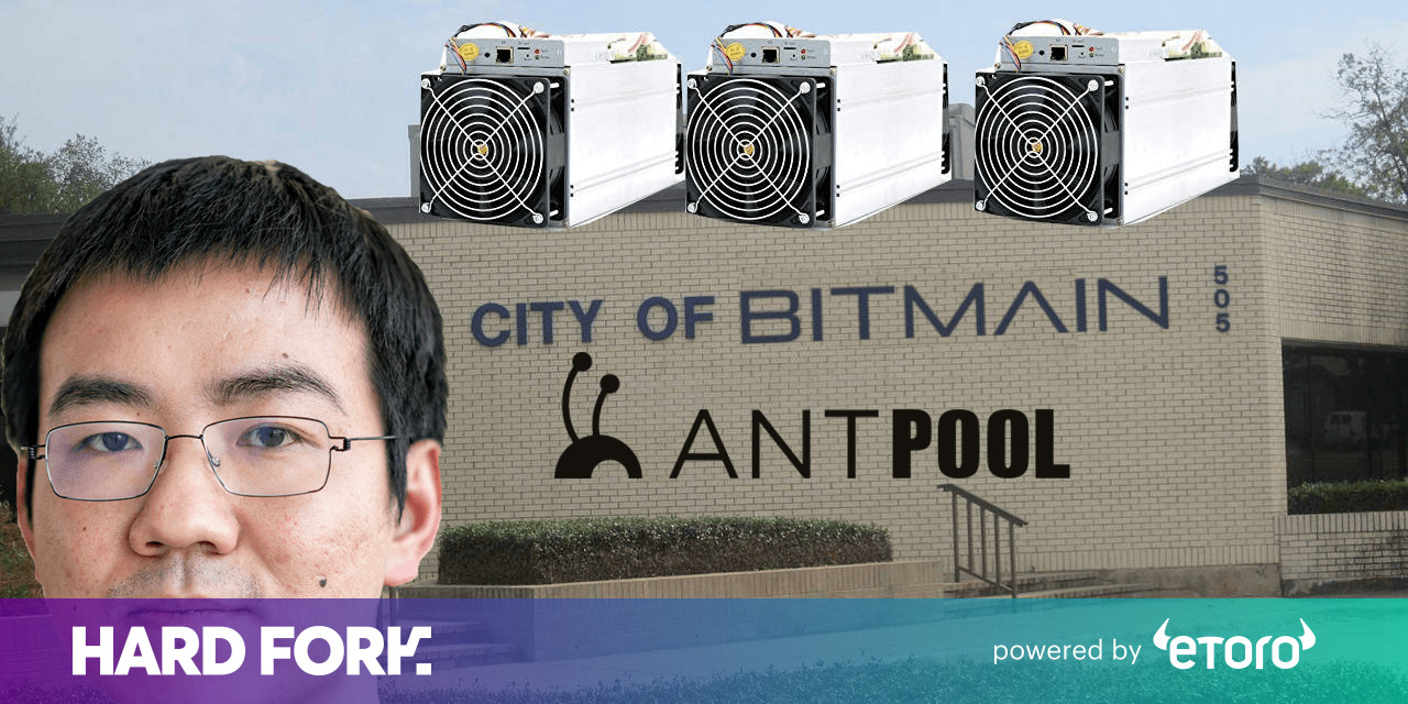 Bitmain's AntPool quietly activates controversial hack for faster Bitcoin mining