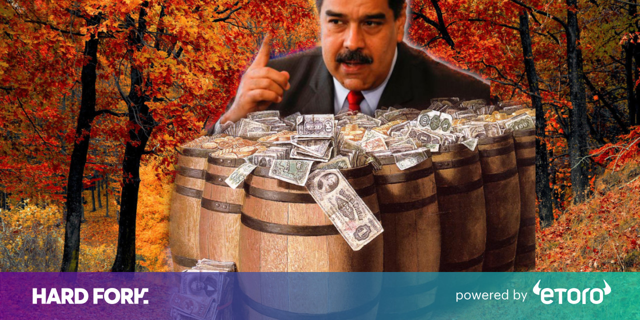 Daneel news blockchain : Venezuela may have Bitcoin and Ethereum, but it's unsure how it can use them - The Next Web