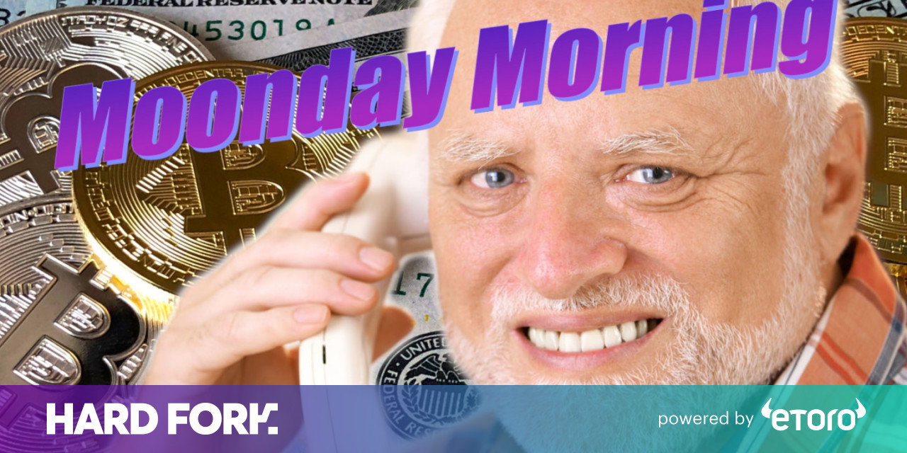 Moonday Mornings: Coinbase stored 3,420 passwords in plain text thumbnail