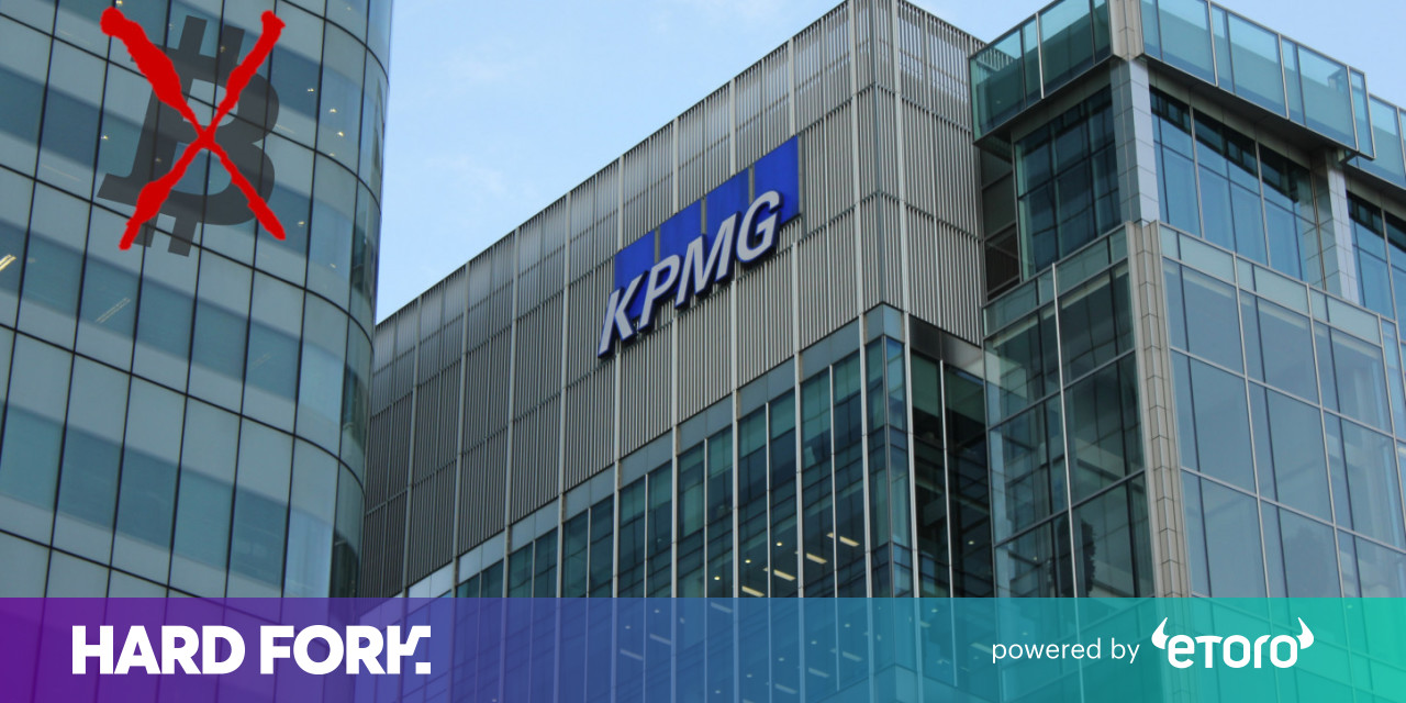 KPMG: Cryptocurrencies (including Bitcoin) are not ready to be real currency