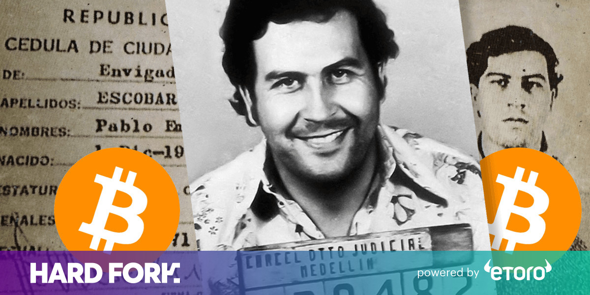 photo image Pablo Escobar's estate launches cryptocurrency to impeach Trump
