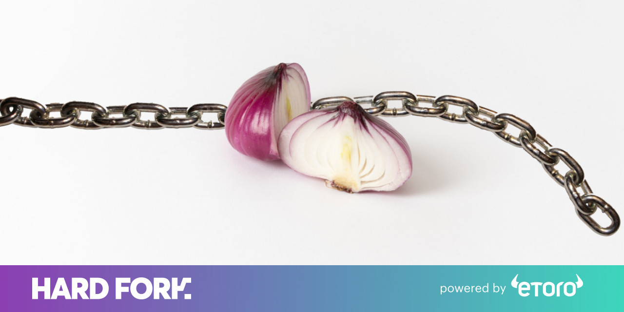 Understanding blockchain is way easier if you think of it as an onion