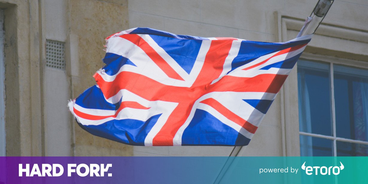 Investors poured a record £200M into UK cryptocurrency startups in 2018