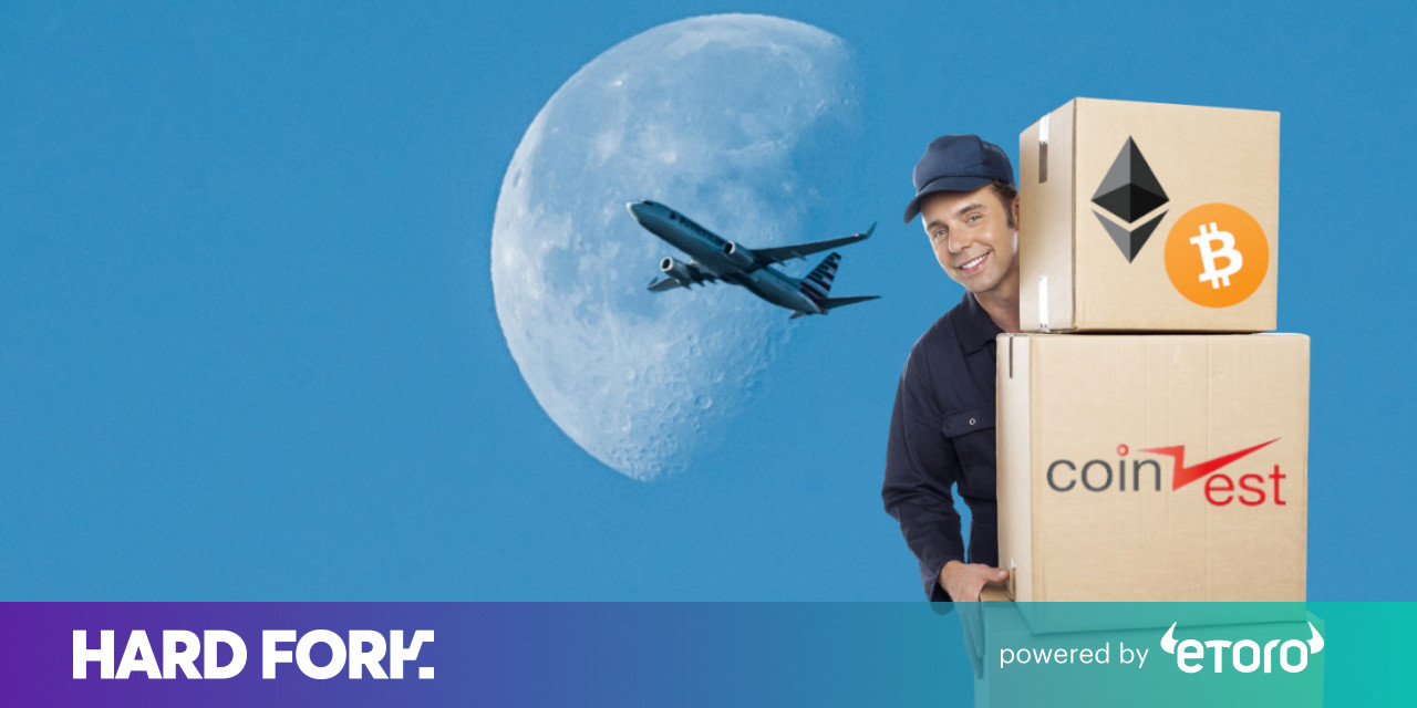 Cryptocurrency exchange botches airdrop, gives $5.3M to its users - The Next Web