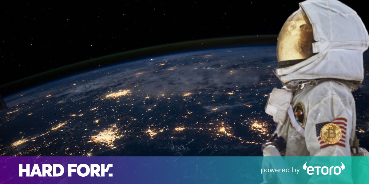 photo image NASA looks to secure flight data with blockchain tech