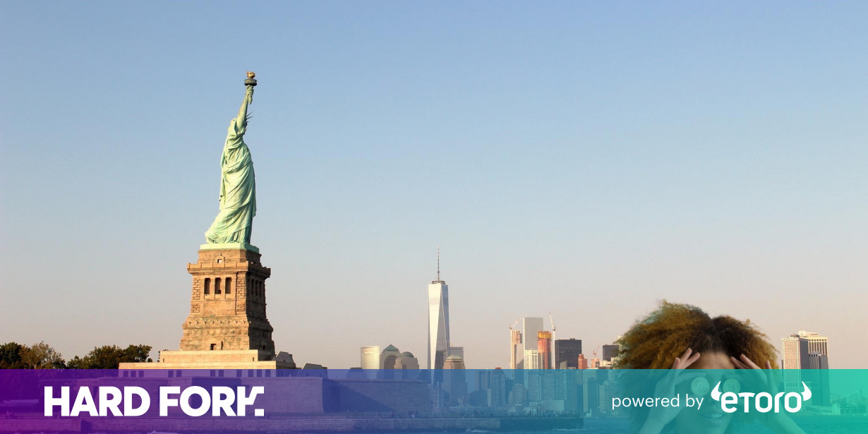 photo image New blockchain center opens in New York amid cryptocurrency market woes