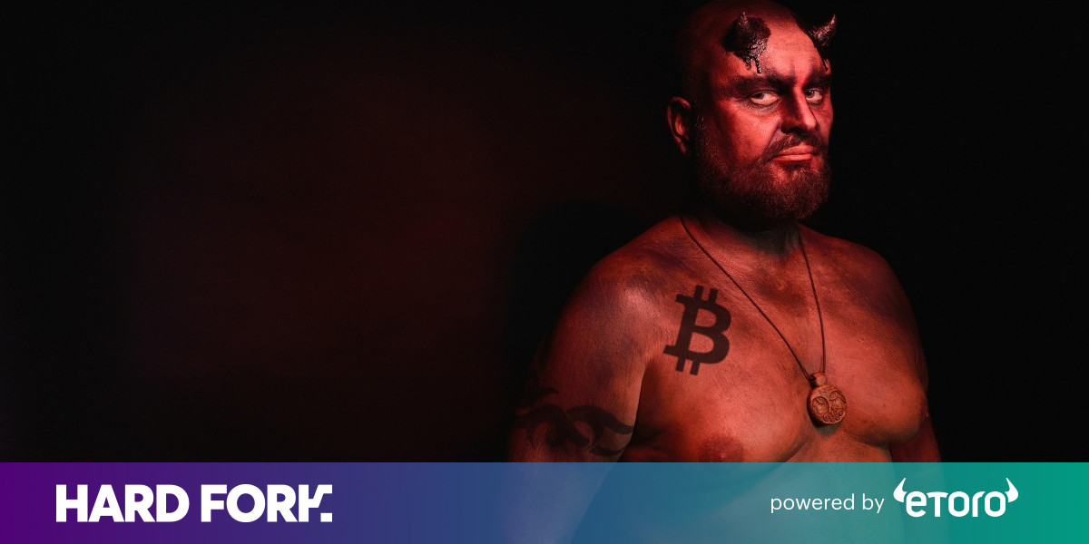 QnA VBage Delve deep into Bitcoin's craziest conspiracy theories