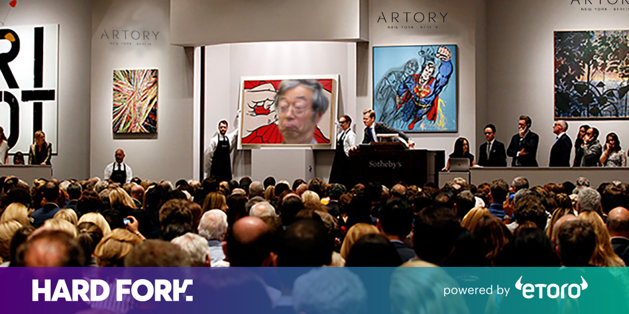 4,000 art auction houses are putting their sales records on the blockchain