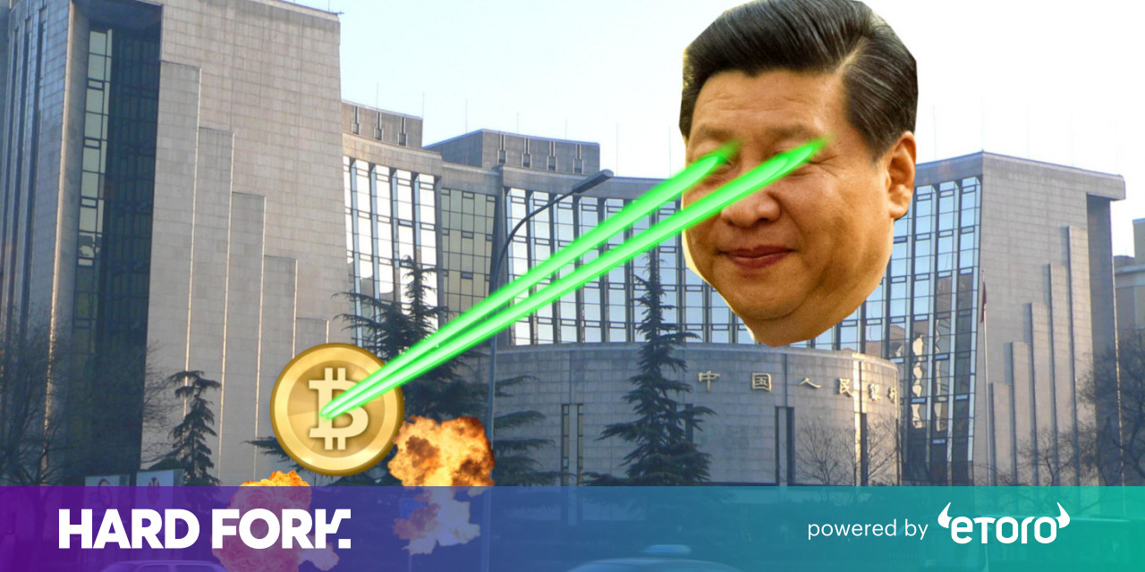 China is following Facebook's playbook to issue a centralized digital currency