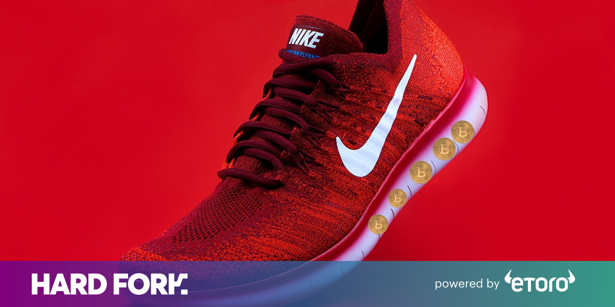 Nike now holds patent for blockchain-based sneakers called 'CryptoKicks'
