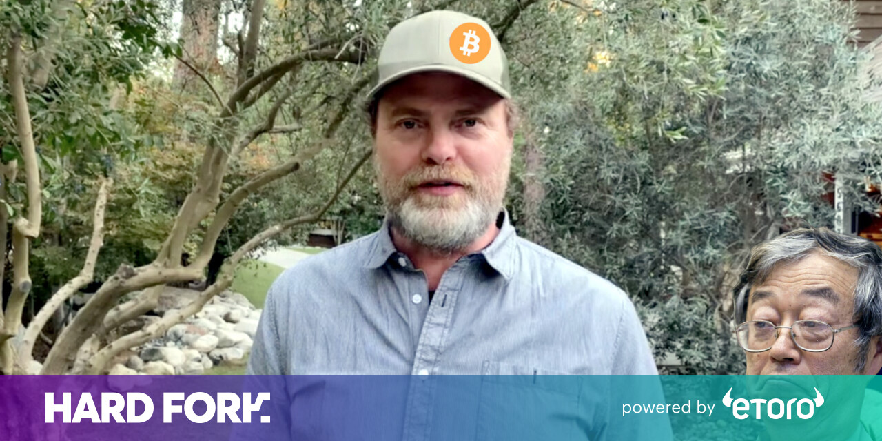 Dwight Schrute tells Bitcoin holders to give their 'worthless cryptocurrency' to a non-profit
