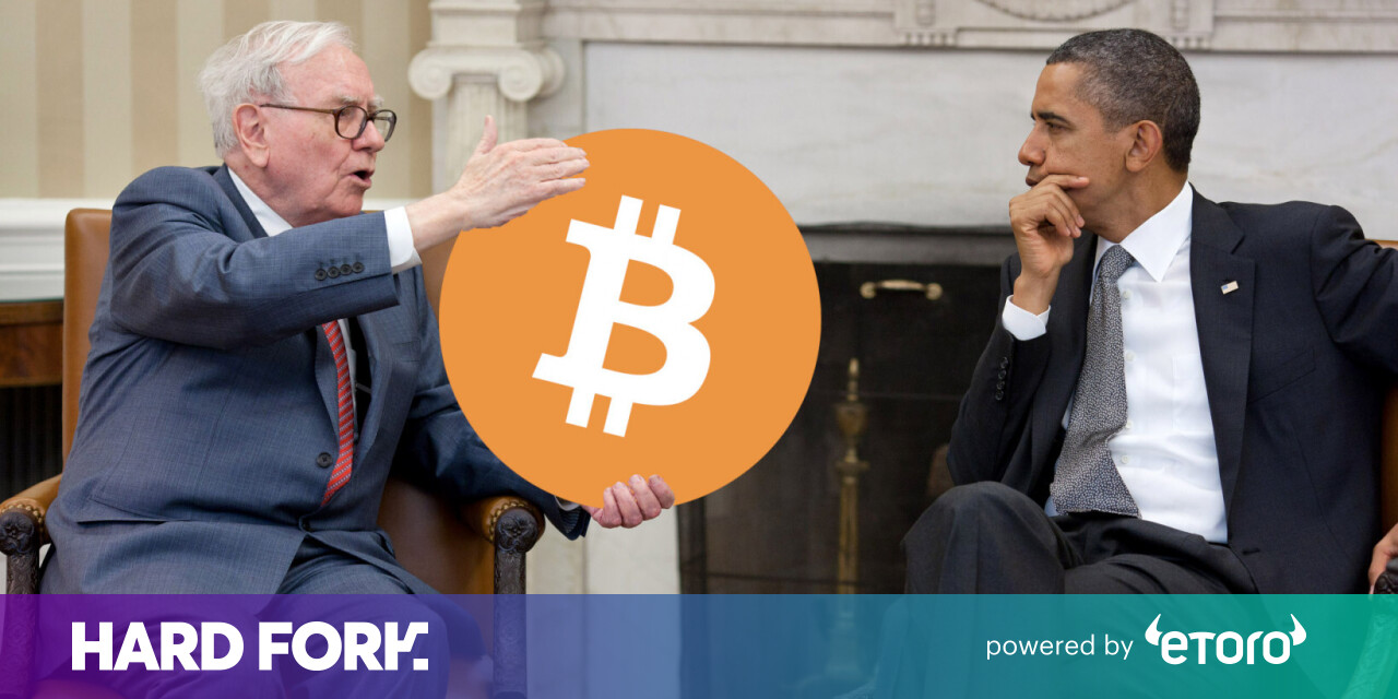 Here's how much Warren Buffett would've made buying Bitcoin instead of JP Morgan