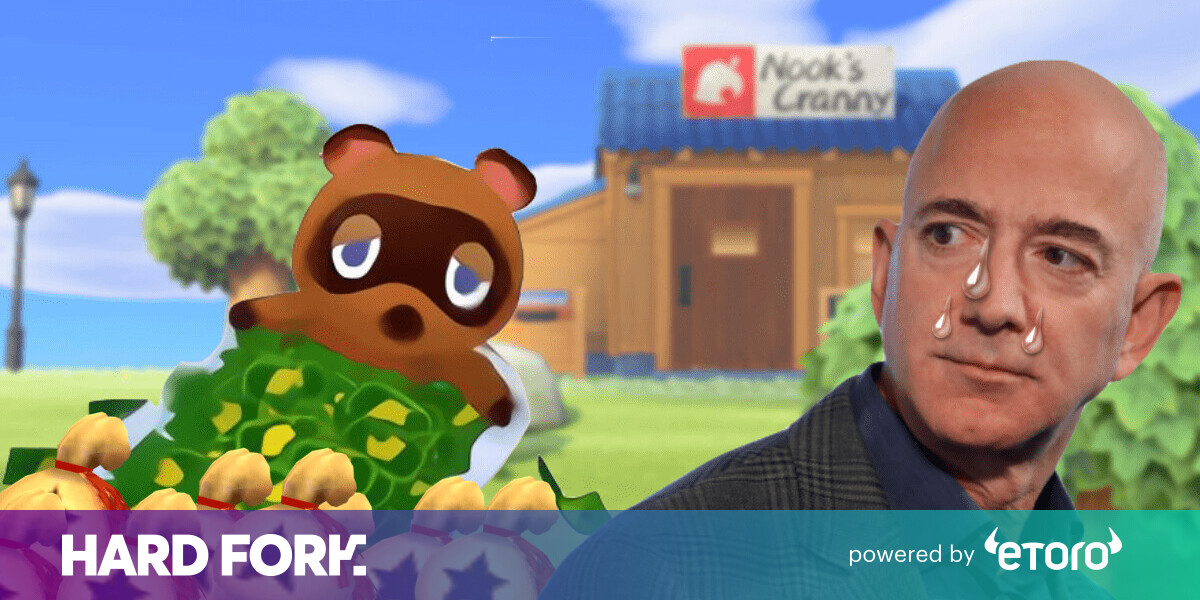 Tom Nook is richer than Jeff Bezos — but does this raccoon deserve all that wealth?
