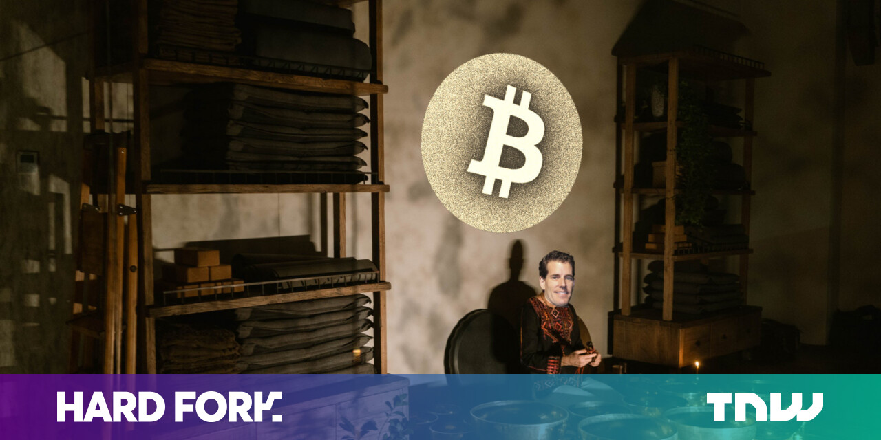 Winklevoss comes out of meditation to witness Bitcoin's record high