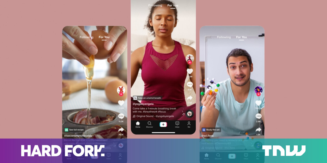 TikTok partners with blockchain startup — and it's good news for creators