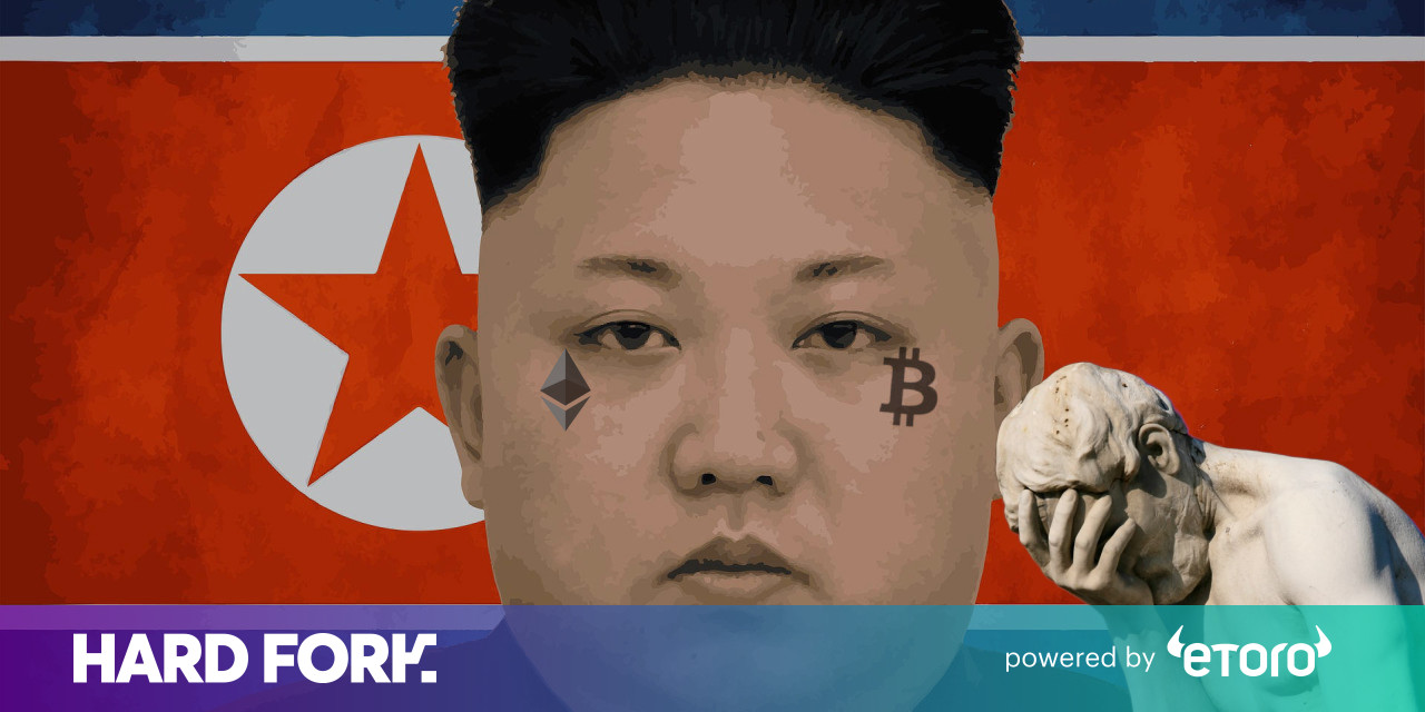 North korea questionable cryptocurrency activities