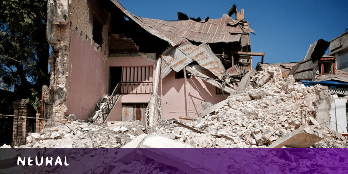 This AI could reunite families after an earthquake