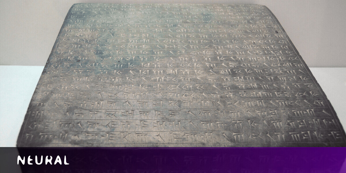 Researchers use AI to translate text found on ancient clay tablets