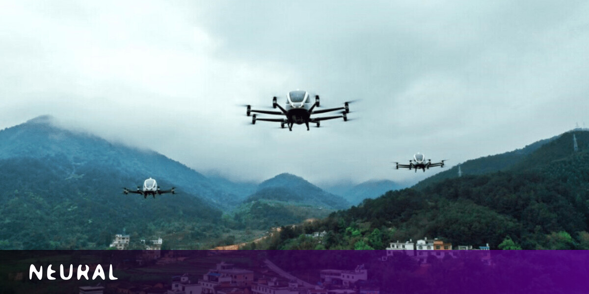 China plans to build world's first airport for self-flying vehicles