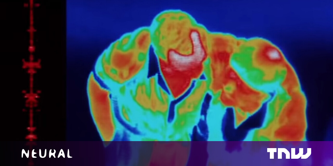 The US Army is developing a nightmarish thermal facial recognition system