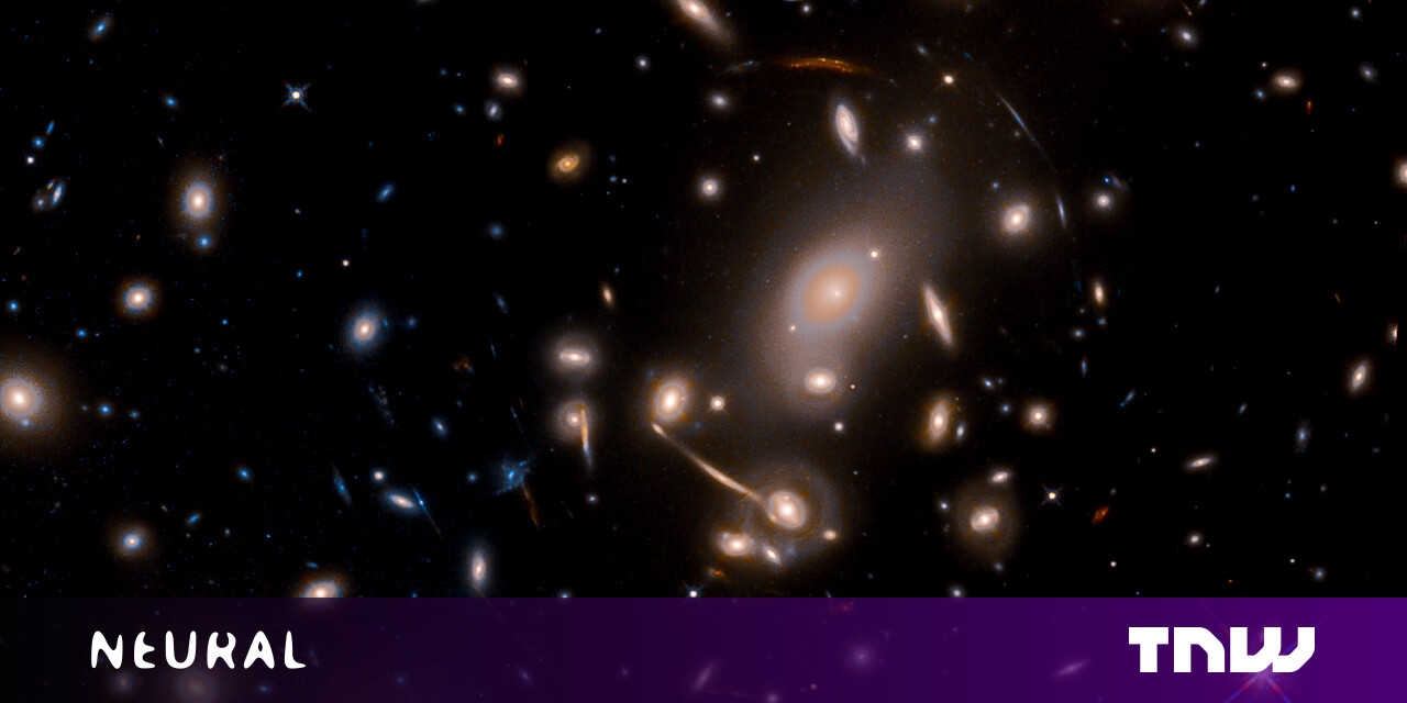 AI detects 1,210 new potential gravitational lenses in the search for dark matter - The Next Web