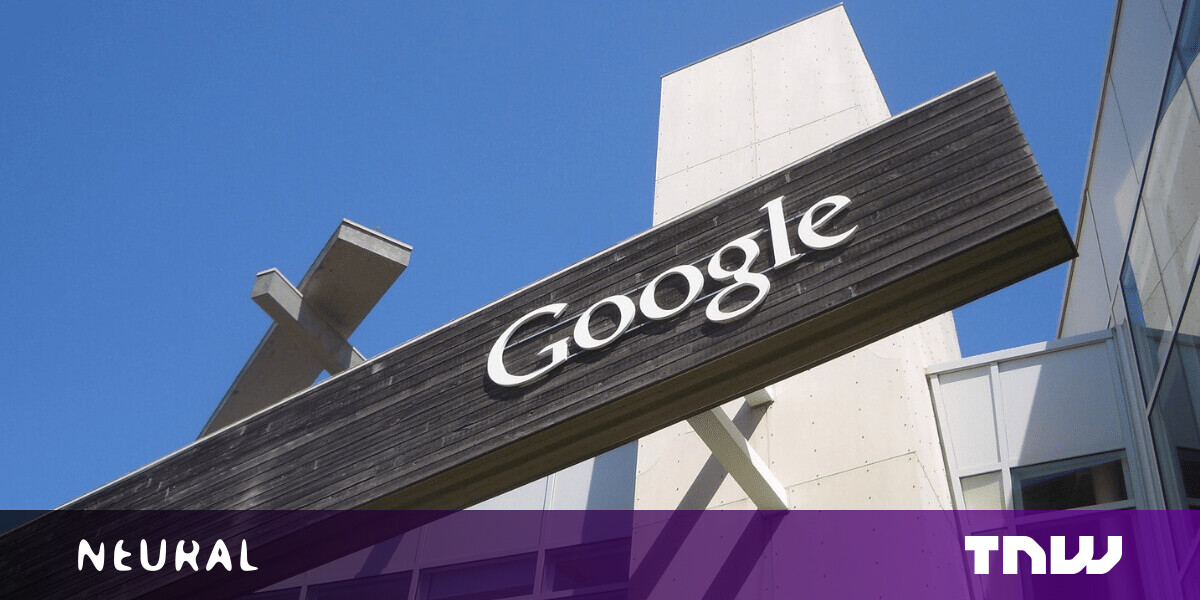 Google's restructuring of its AI teams sparks further criticism - The Next Web