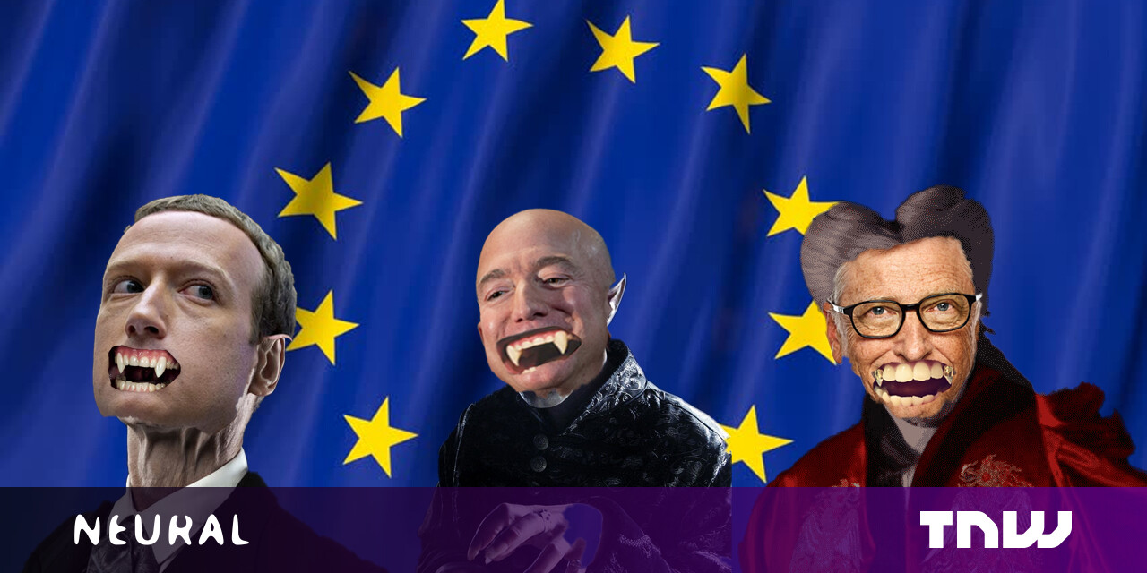 Big tech tries to derail EU AI policy with 'warnings' from US think tank