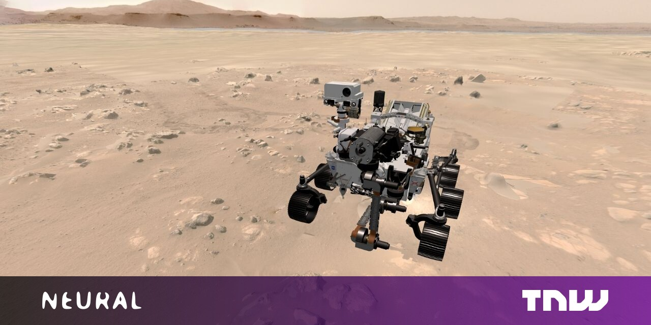 Explore Mars in 3D with NASA's new interactive tools