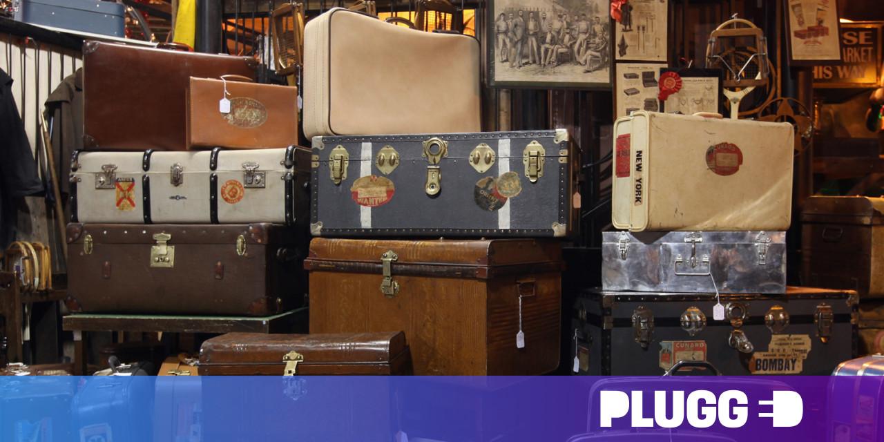 Phorce Laptop Bag Tells You When You've Left it Behind