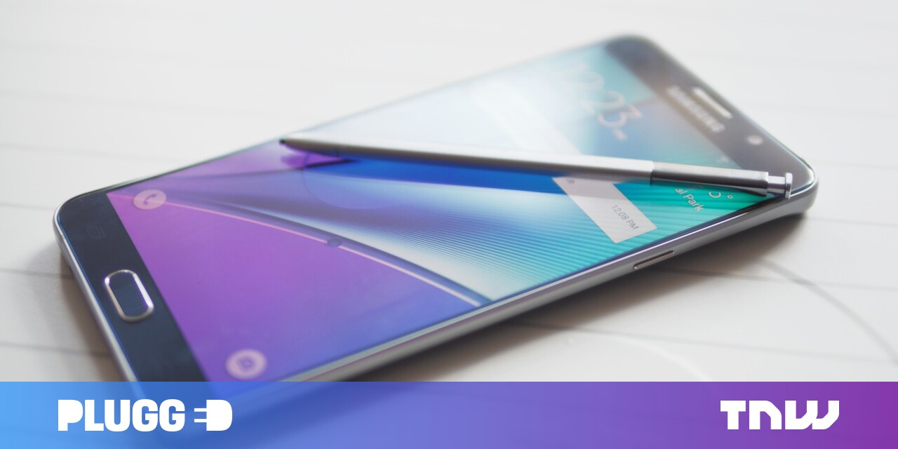 Samsung's smartphone sales are shrinking and this is only the beginning