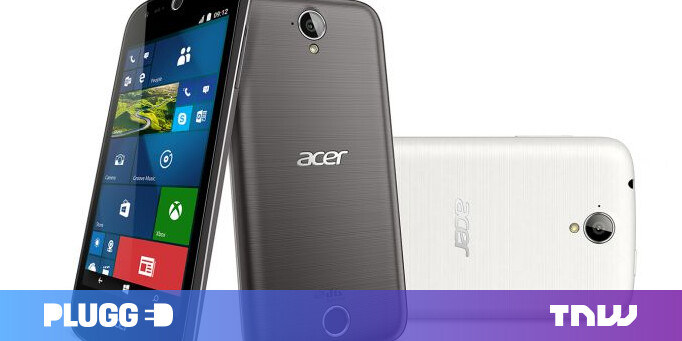 7ce39cbe3f2 Here are the 6 new phones Acer forgot to announce at IFA