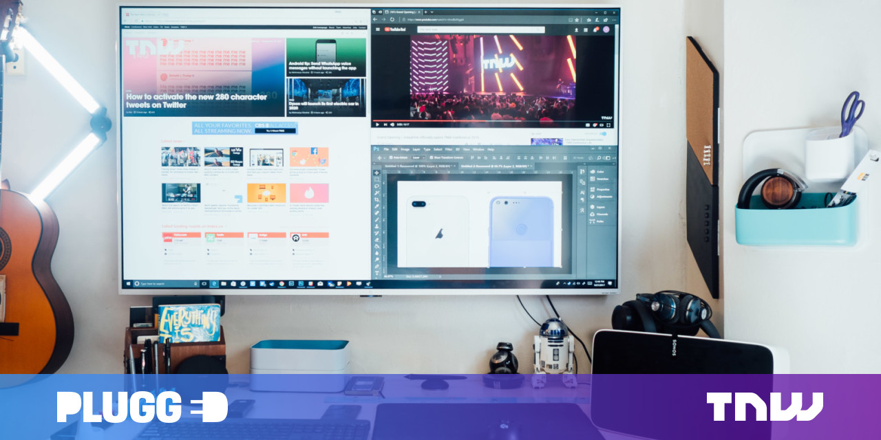 How to use a 4K TV as your PC monitor – and why you should