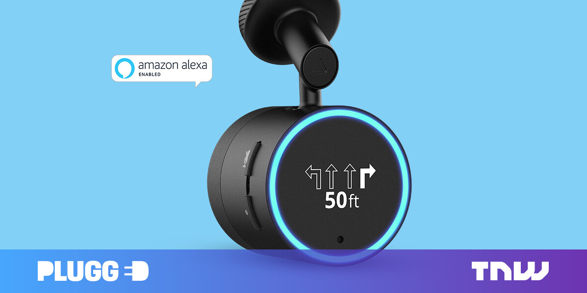 Garmin's Speak brings Alexa into your car for $150
