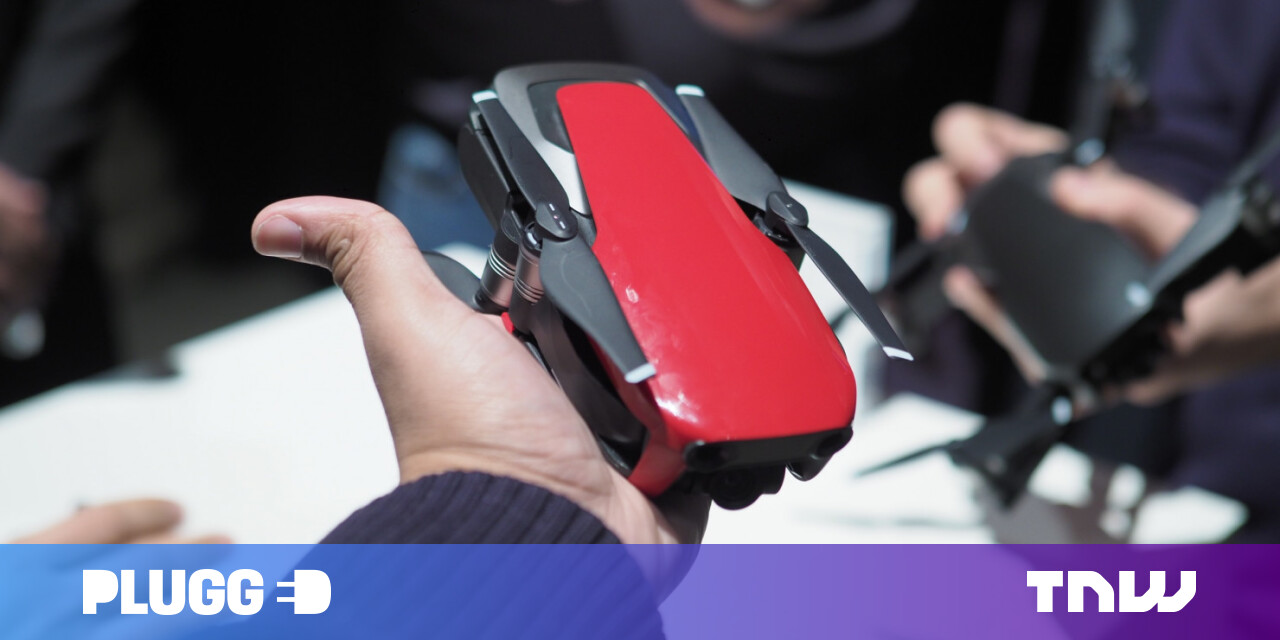 DJI's new Mavic Air might've finally convinced me to get a drone