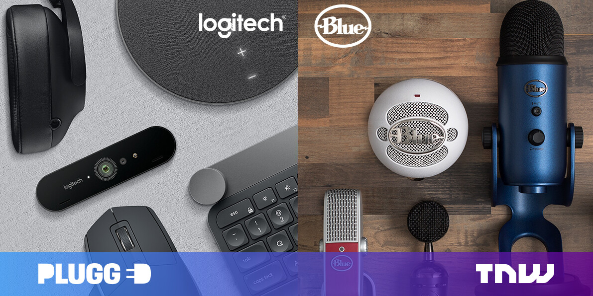Logitech acquires Blue Microphones to boost its audio
