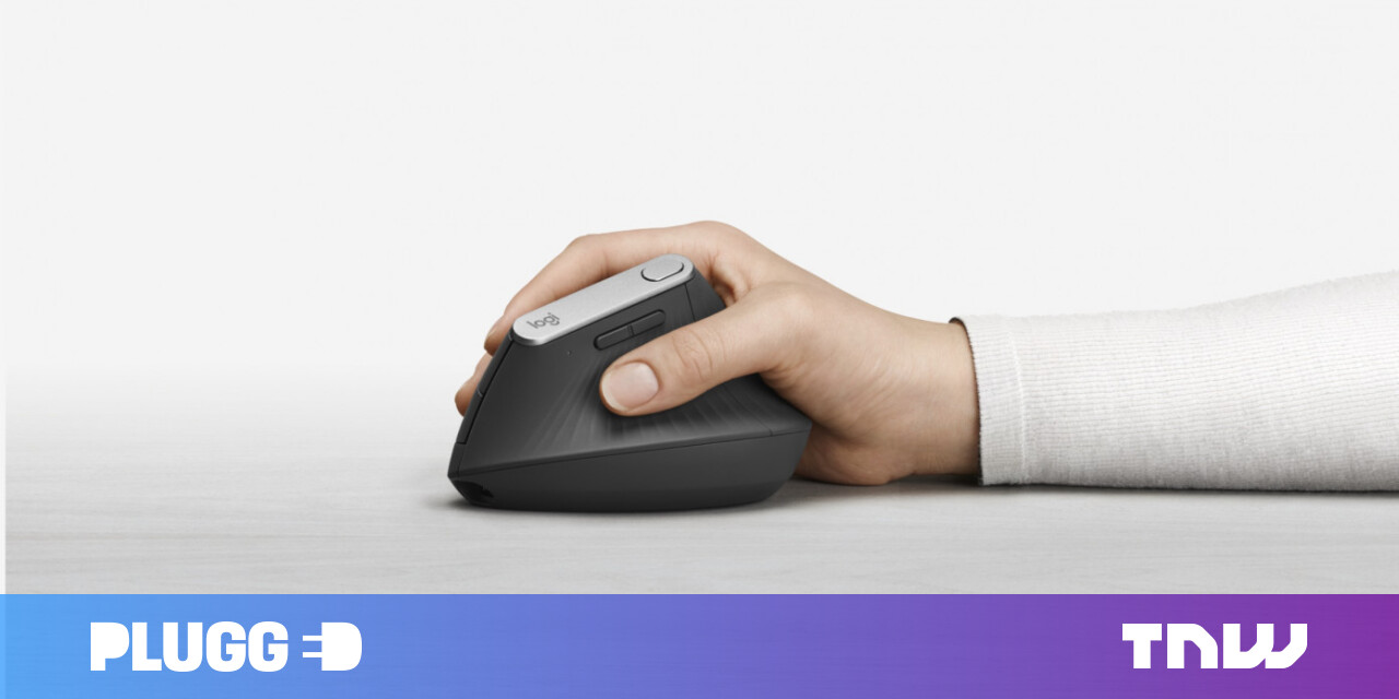 Logitech's MX Vertical is the Ergonomic Mouse I Didn't Know I Wanted