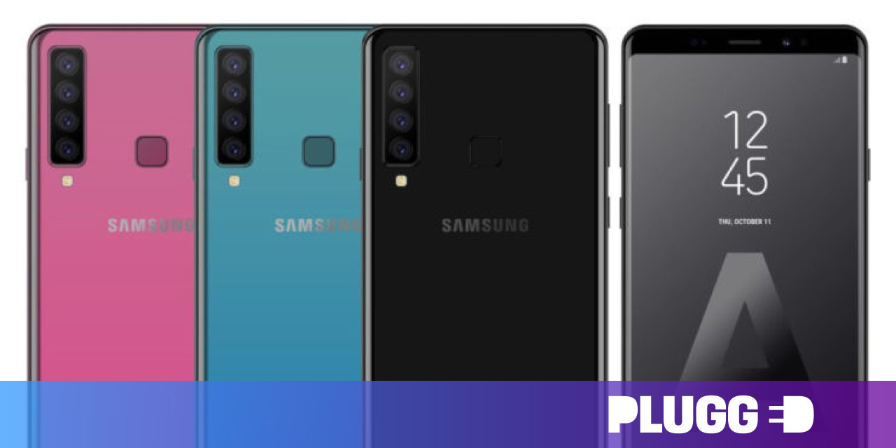 Samsung Might Launch its First Quad-camera Phone on October 11