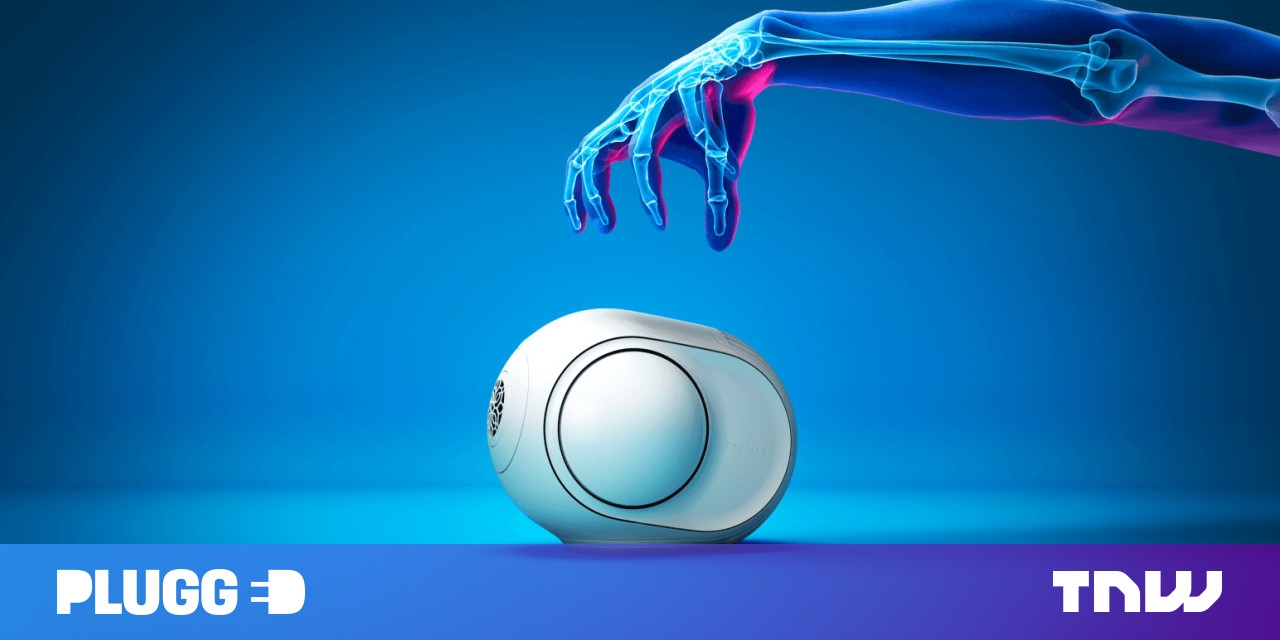 Devialet's Phantom Reactor is a tiny speaker that can out-bass most subwoofers