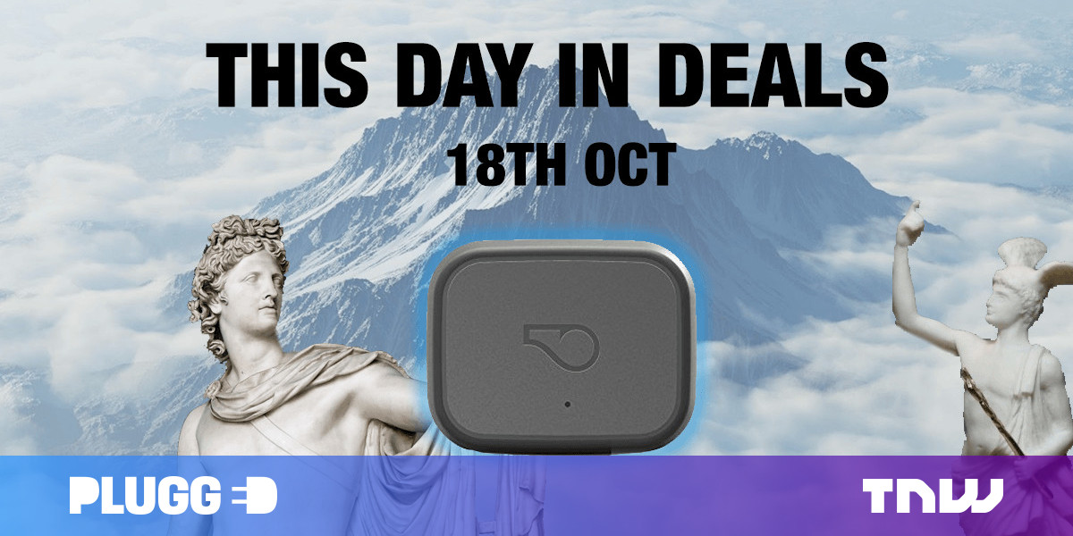This Day In Deals: A pet tracker to stop the French firing your cat into space