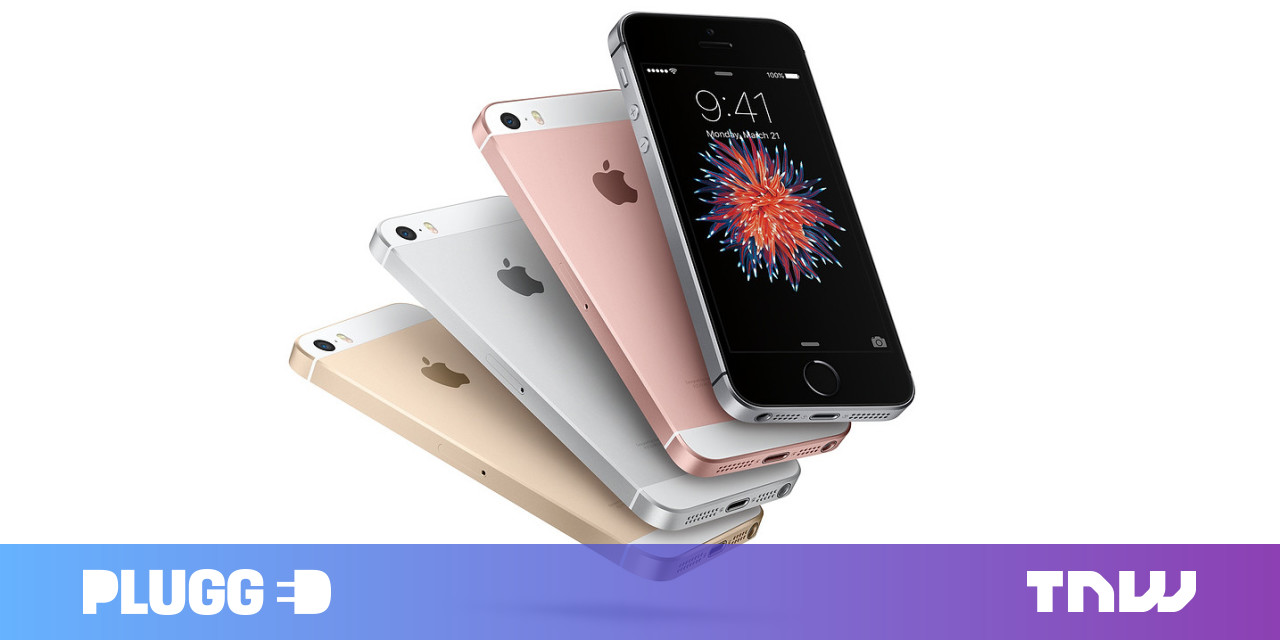 Apple will reportedly launch the iPhone SE 2 at a March 31 event