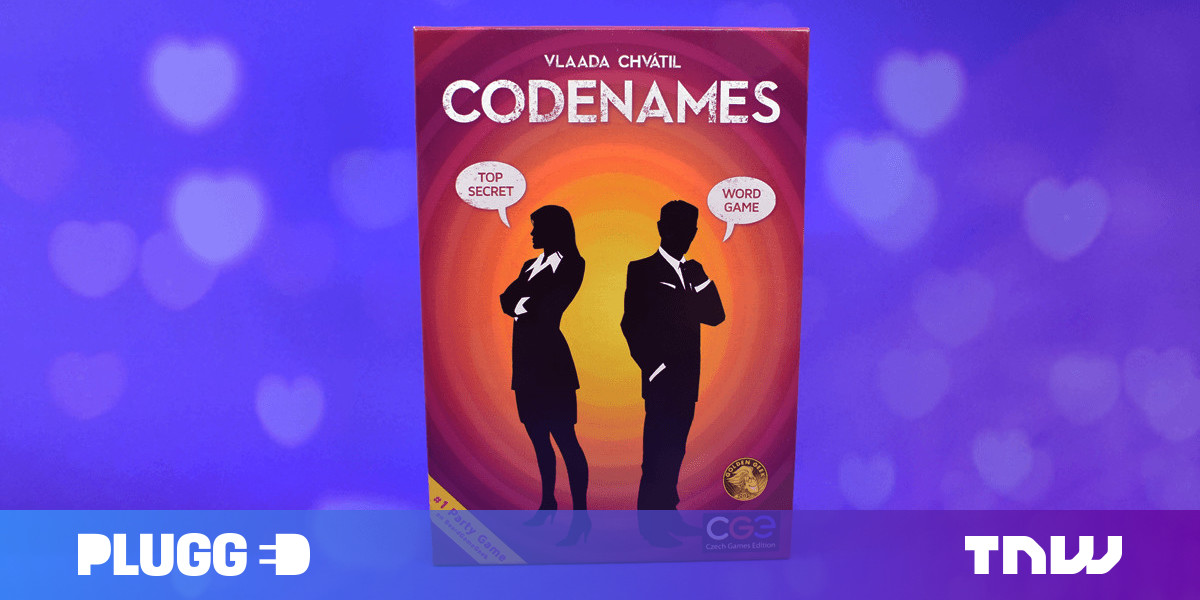 A love letter to Codenames – a brilliant, easy-to-pick-up board game image