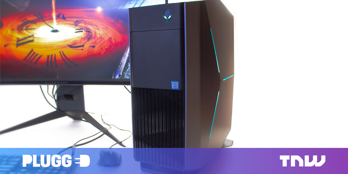 Review: Alienware's Aurora R8 with RTX 2080 graphics is a triumph