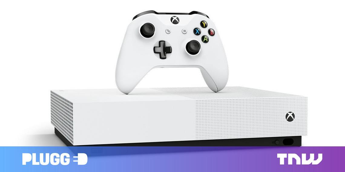 Microsoft's cheaper, disc-less Xbox One S sounds like a good buy in 2019