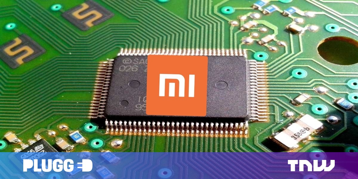 QnA VBage Xiaomi's chipset division shifts focus from smartphones to IoT gadgets