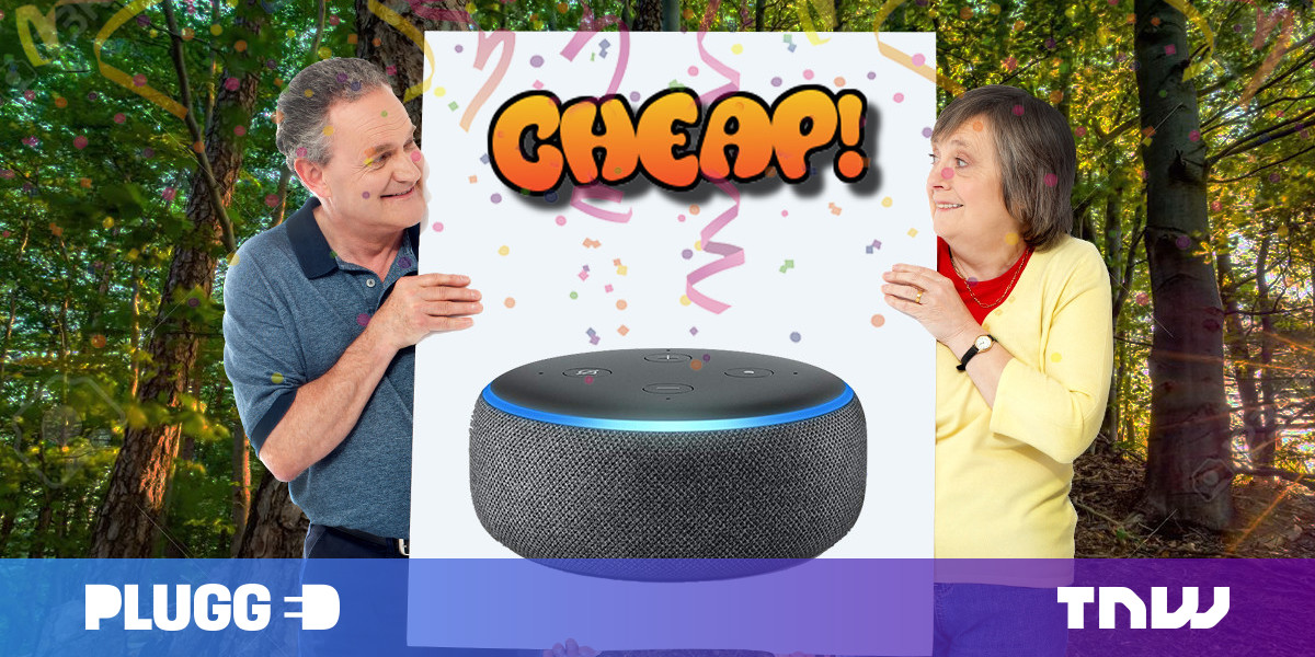 photo of CHEAP: Get 3 (yes, a whole 3!) Amazon Echo Dots for only $70! WOW! image