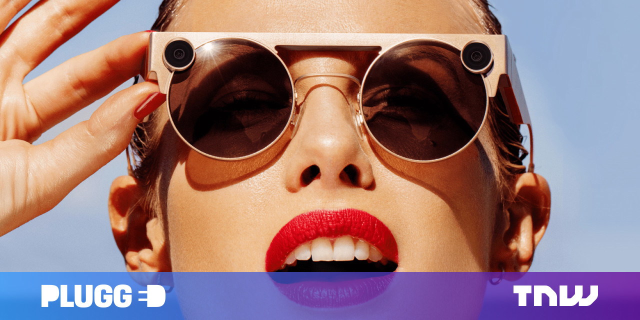 photo of Snap's new Spectacles capture 3D video and aim for the luxury crowd image